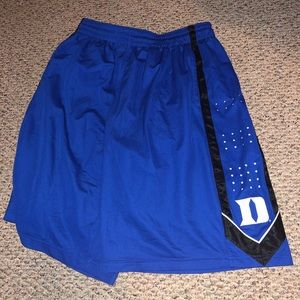 Nike Men's Duke Athletic Shorts